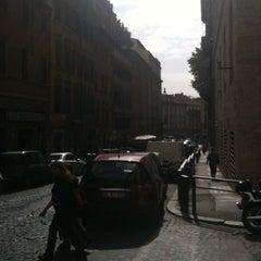 Photo taken at Ministero dello Sviluppo Economico by Rodolfo on 9/28/2012