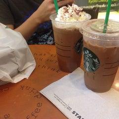 Photo taken at Starbucks (สตาร์บัคส์) by Annya A. on 8/24/2015