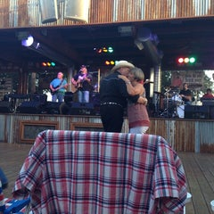Photo taken at Redneck Country Club by Christina G. on 8/23/2014