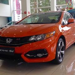 Photo taken at Honda Daitan by Daniel R. on 8/18/2015