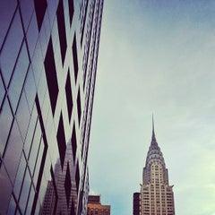 Photo taken at Twitter NYC by Peet H. on 12/7/2012