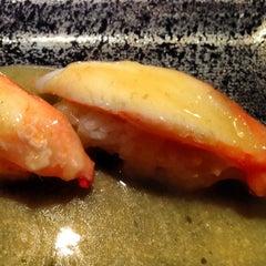 Photo taken at Makoto Sushi by Makoto S. on 2/14/2014