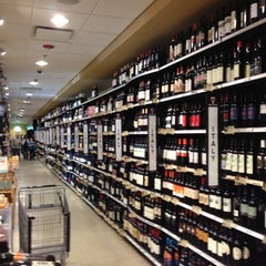 Photo taken at Wine Library by Andres C. on 11/22/2012