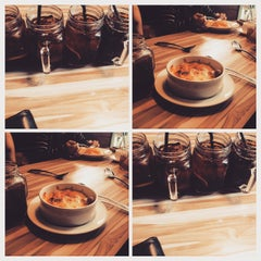 Photo taken at Eighteen Chefs by Jonathan N. on 1/18/2015