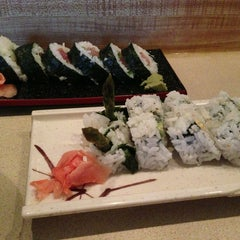 Photo taken at Sushi Bar Hime by Kelly K. on 2/24/2013