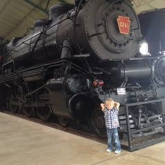 Photo taken at Railroad Museum of Pennsylvania by Rob M. on 9/14/2013