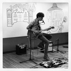 Photo taken at Pandora Media Headquarters by Zac R. on 5/9/2013