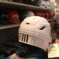Photo taken at Dick's Sporting Goods by Miss Magpie on 3/23/2013