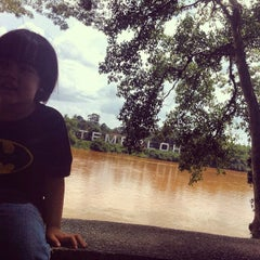 Photo taken at Tepi Sungai Termeloh by Mohd Shahrin Y. on 1/20/2013