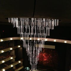 Photo taken at AT&T Performing Arts Center by Kay M. on 4/6/2013