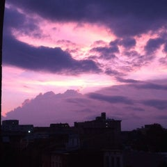 Photo taken at The Whitman Rooftop Pool by Lisa A. on 8/4/2014