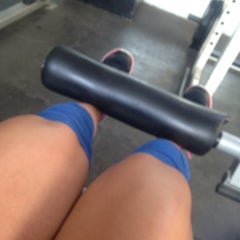 Photo taken at The Gym by Conny M. on 4/4/2015
