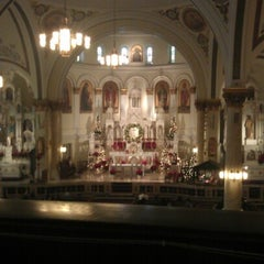 Photo taken at St. Mary of Perpetual Help Parish by Kimberly G. on 1/6/2013