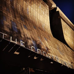 Photo taken at The Cooper Union by Robert C. on 3/9/2013