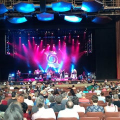 Photo taken at Wolf Trap National Park for the Performing Arts (Filene Center) by Ed M. on 8/5/2013