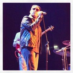Photo taken at Teatro Novedades by Matias A. on 3/7/2014