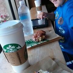 Photo taken at Starbucks by Alanna K. on 8/25/2013