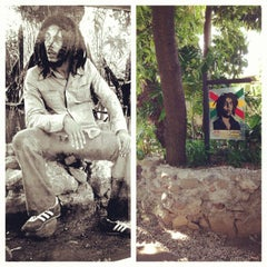Photo taken at Bob Marley Museum by Gustavo C. on 11/14/2012