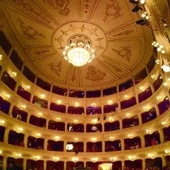 Photo taken at Teatre Principal by Jordi V. on 1/4/2016