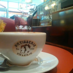 Photo taken at Patisserie Valerie by Tamas K. on 7/28/2013
