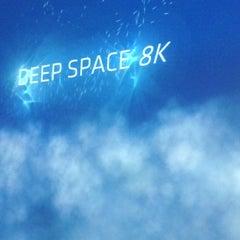 Photo taken at Deep Space by mina on 10/24/2015
