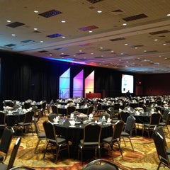 Photo taken at Henry B. Gonzalez Convention Center by Ryan E. on 5/9/2013