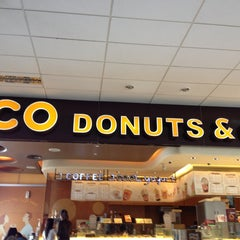 Photo taken at J.Co Donuts & Coffee by aini h. on 12/19/2012