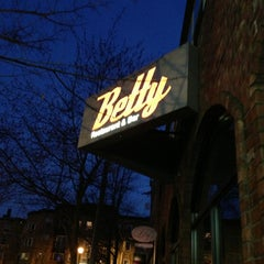 Photo taken at Betty by Joey P. on 3/25/2013