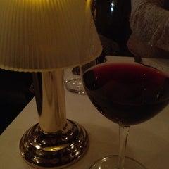 Photo taken at La Brasserie by Maria O. on 9/22/2012