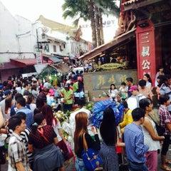 Photo taken at Malacca (Melaka) by AhhQing on 7/17/2015
