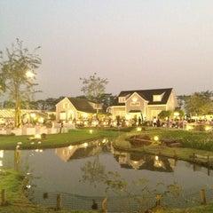 Photo taken at บ้านน้ำเคียงดิน (Ban Nam Kieng Din) by l3oatty on 1/16/2013
