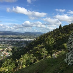 Photo taken at Skyline Rotorua Gondola by Olga S. on 11/2/2014