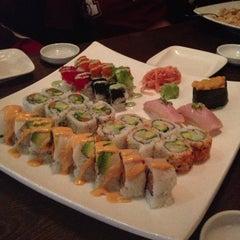 Photo taken at Samurai Sushi and Hibachi by Alan F. on 10/6/2012