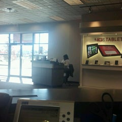Photo taken at Verizon by LaToya W. on 10/22/2012