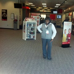 Photo taken at Verizon by LaToya W. on 9/15/2012