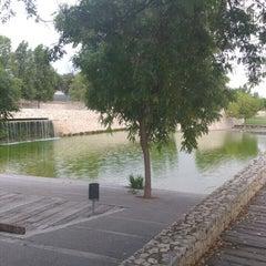 "Photo taken at Parc de ""La Canaleta"" by Kadir İ. on 8/17/2015"