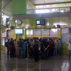 Photo taken at Stasiun Gambir by ogi F. on 5/31/2013