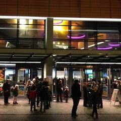 Photo taken at CinemaxX Potsdamer Platz by Simon B. on 12/15/2012