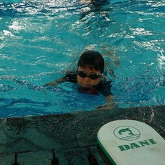 Photo taken at Batununggal Indah Club (Sports Center) by Diana D. on 4/11/2014