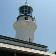Photo taken at Muka Head Lighthouse by Kinhaw L. on 4/17/2014