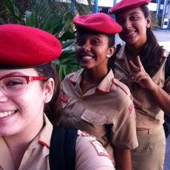 Photo taken at Colégio Militar de Manaus (CMM) by Yasmini O. on 10/31/2014
