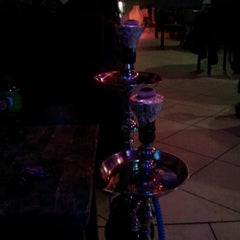 Photo taken at My Hookah Cafe by Prince O. on 1/26/2014