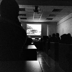 Photo taken at EMF Realejos by Santiago A. on 1/29/2013