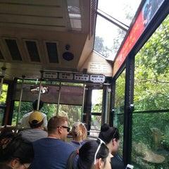 Photo taken at Peak Tram Upper Terminus by Вика М. on 6/10/2015