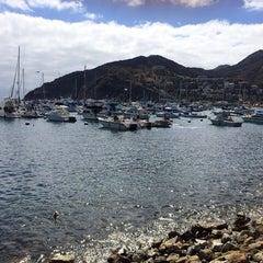 Photo taken at Catalina Cantina by Khalid bin Nasser on 9/20/2014