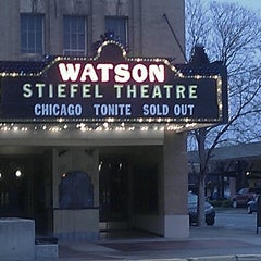 Photo taken at Steifel Theatre by Carmen T. on 4/23/2013