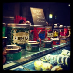 Photo taken at Boréal Coffee Shop by Barbara on 2/22/2013