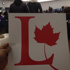 Photo taken at Royal Canadian Legion #11 by Omar H. on 3/30/2014
