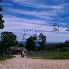 Photo taken at Wintergreen Resort by Nick C. on 9/15/2012