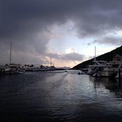Photo taken at Sapphire Beach Marina & Resort Saint Thomas (Virgin Islands U.S.) by . .. on 8/5/2014